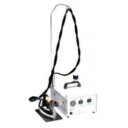 Générateur de vapeur 1F07 2.5 LITRES avec fer professionnel et semelle Téflon