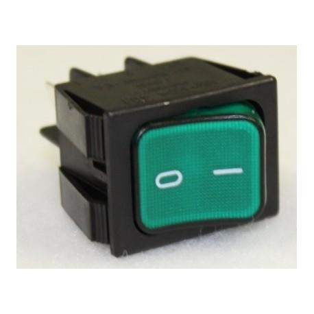 Interrupteur bipolaire vert