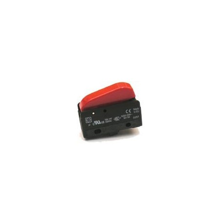 Micro-contact C42ZN rouge pour fer