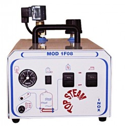 Générateur de vapeur 1F08 spécial DENTAIRE avec pistolet vapeur basse tension