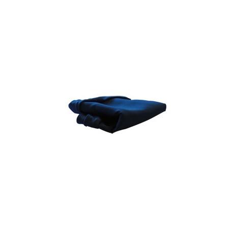 Housse adaptable bleu marine
