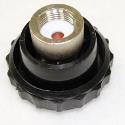 Bouchon de sécurité STIROVAP 1/2 femelle livré avec son joint silicone (MINOR)